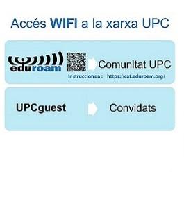 Connecta't a la wifi de la biblioteca