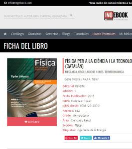 Llibres electrònics Ingebook