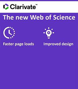 Nova plataforma Web of Science