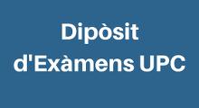 Exam deposit UPC