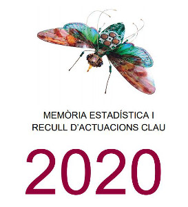 Statistical report and collection of key actions 2020