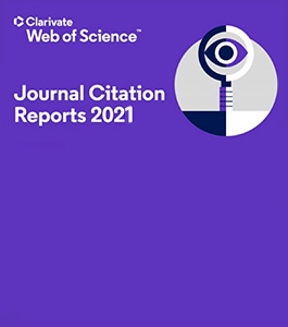 The JCR 2021 is available