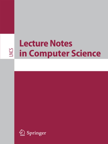 Reading notes in computer science (Springer)