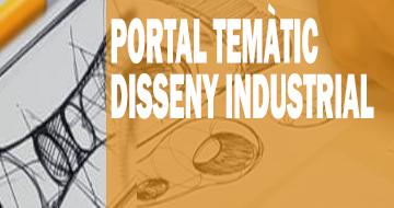 Portal temático sobre Diseño Industrial