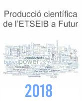 Scientific production of the ETSEIB 2018