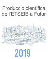 Scientific production of the ETSEIB 2019