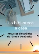 Recursos electrónicos del ámbito de náutica