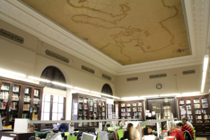 Library of the Barcelona School of Nautical Studies FNB