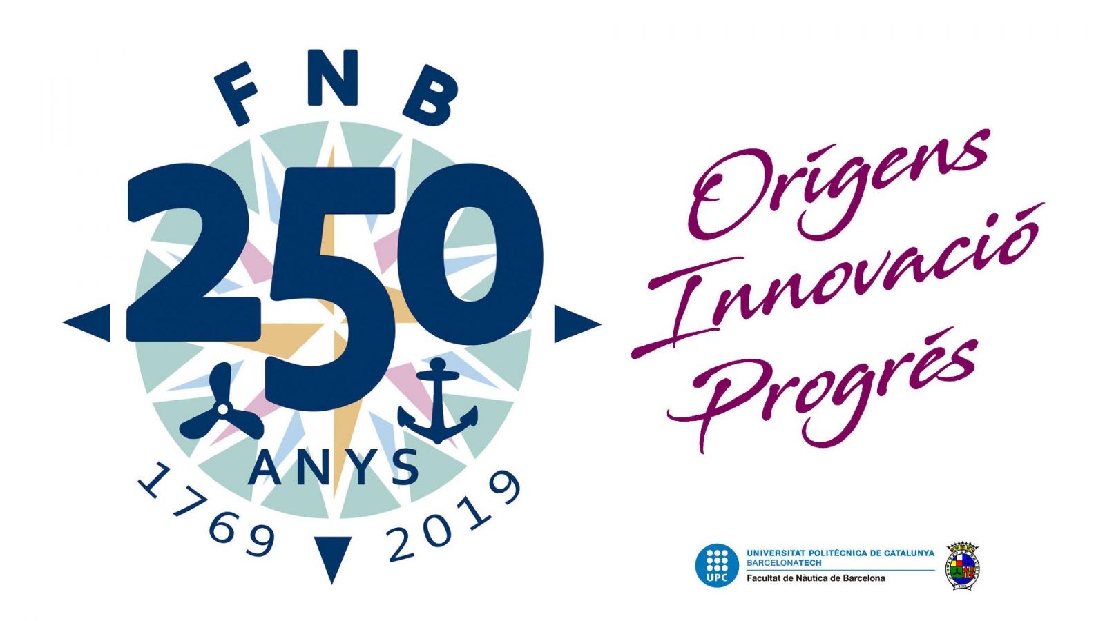 Logo 250 Aniversario de la FNB