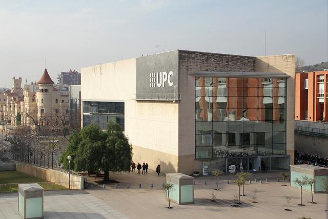 Vista del edificio BIB