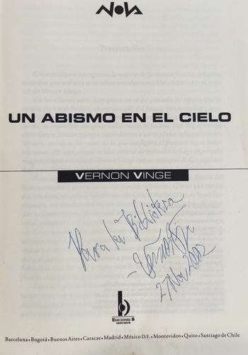 Vernon Vinge