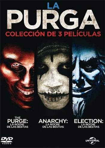 The Purge (trilogy)