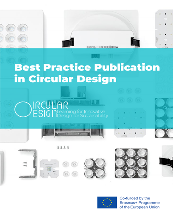 Best practiceice publication in circular design. Circular design: learning for innovative design for sustainability