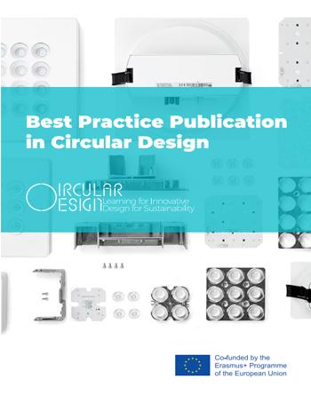 Best practice publication in circular design. Circular design: learning for innovative design for sustainability