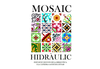 Hydraulic mosaic exhibition