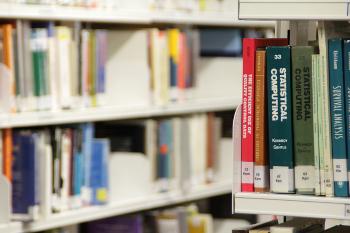 Llibres de matemàtiques i estadística