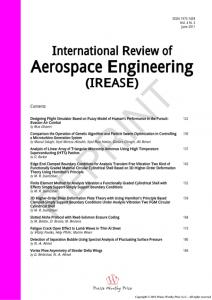 International Review of Aerospace Engineering
