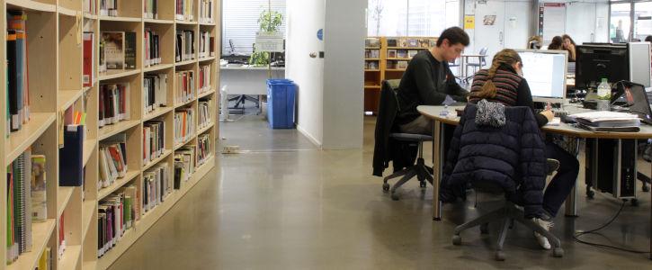 Acceso a las bibliotecas