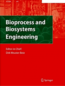 Bioproceso and Biosystems Engineering