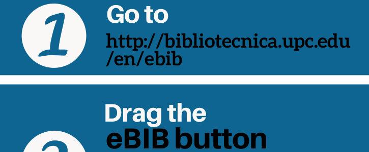 eBIB in 5 steps