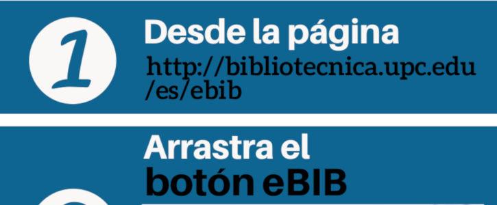 eBIB en 5 pasos