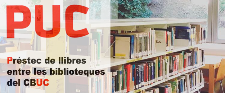 Consortium loan: documents from other Catalan universities