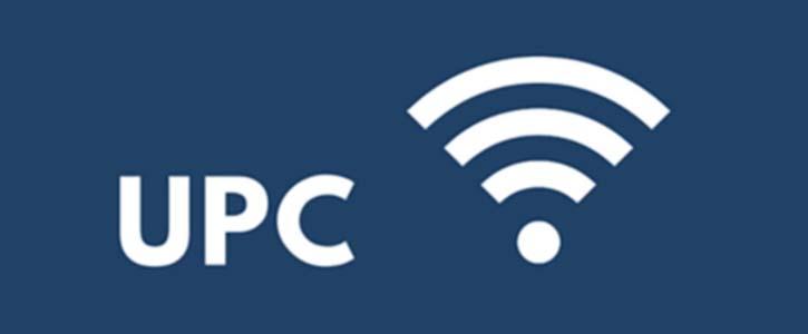 Wifi UPC
