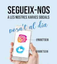 Xarxes socials a la @bibETSEIB