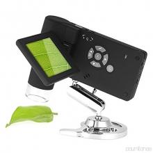 Nuevo equipamiento en préstamo: Microscopio móvil