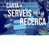 Carta de servicios para la búsqueda