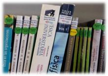 Libros recomendados en las asignaturas