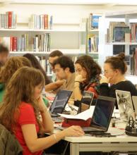 Resultats de l'enquesta de les biblioteques als estudiants