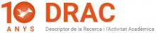 Publications in DRAC /UPCommons PAR2019