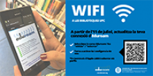 Update your connection to EDUROAM