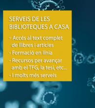 Servicios de las bibliotecas