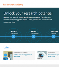 Web of Science and Scopus online courses for the research community