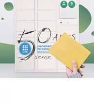 NUEVO: Recoger libros en un Smart Point de la UPC