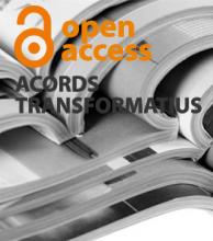 Acords transformatius i ajuts per publicar en accés obert