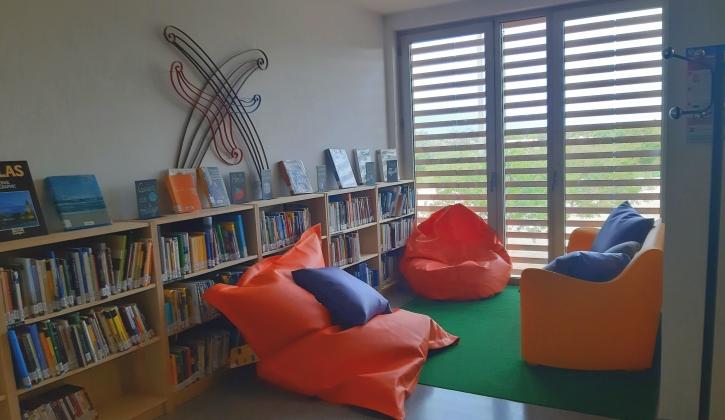 Biblioteca del Campus del Baix Llobregat