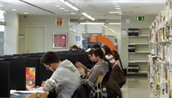 Terrassa Campus Library