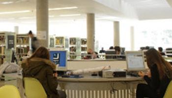 Biblioteca Oriol Bohigas de l'Escola Tècnica Superior d'Arquitectura de Barcelona