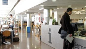 Biblioteca de l'Escola Tècnica Superior d'Enginyeria Industrial de Barcelona