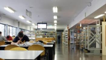 Biblioteca de la Facultat de Matemàtiques i Estadística