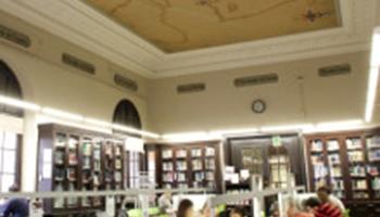 Biblioteca de la Facultat de Nàutica de Barcelona